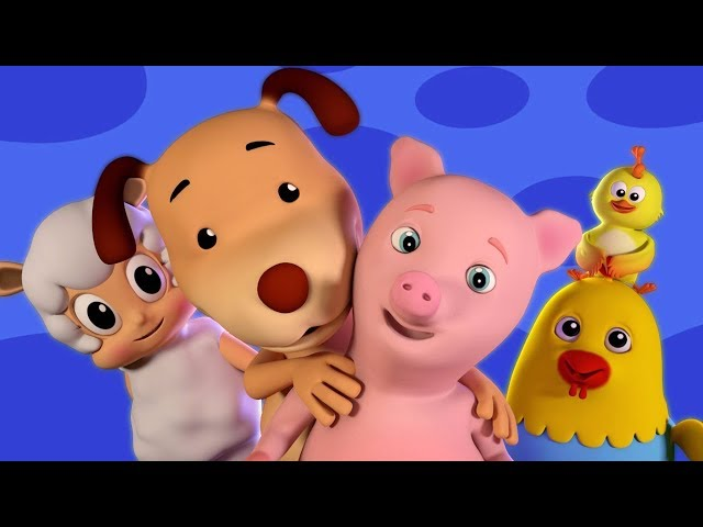 We Are Farmees | Original Song For Babies | Nursery Rhymes For Kids by Farmees