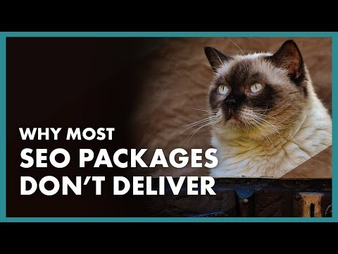 """Why You Should Avoid SEO """"Packages"""""""