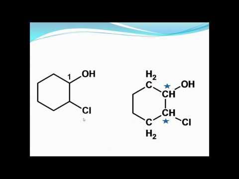 Optical isomers 2 الكيمياء الفراغيه الجزء الثانى