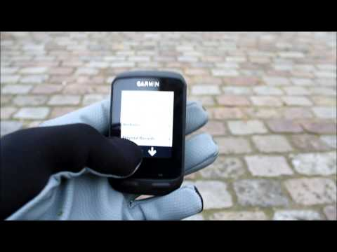 Edge 510 Touch Screen Glove Test