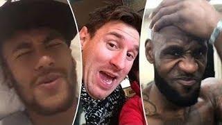►Famous celebrities reaction to Cristiano Ronaldo Goal vs Juventus