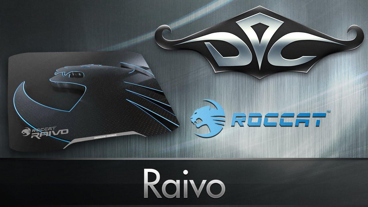Roccat Raivo. Опять за старое….