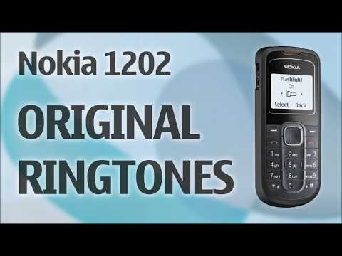 Nokia 1202 Ringtones (Original)