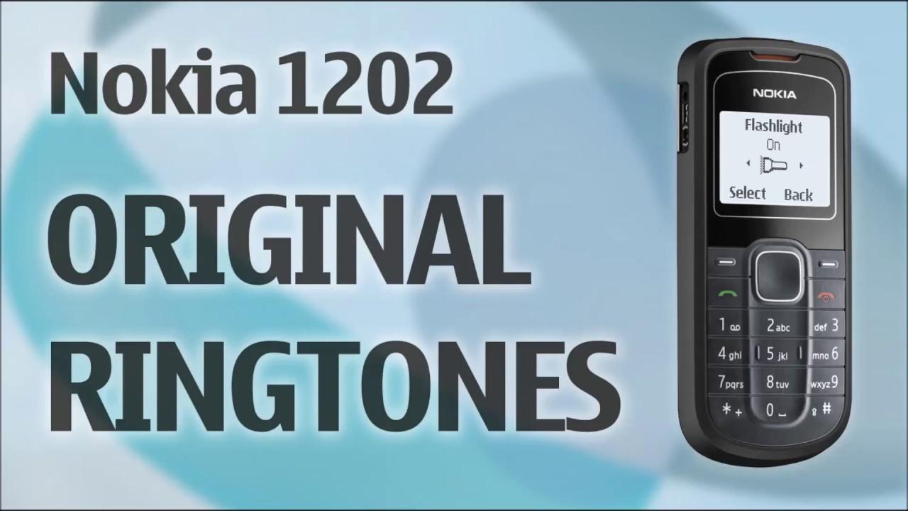 Nokia 1202 Ringtones Notifications Download Link In Description