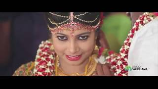 The Beautiful & Charming Wedding Videography of Rathan Ramesh and Suganya Rathan