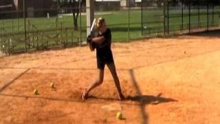 Nicole McHenry Softball Recruiting Video