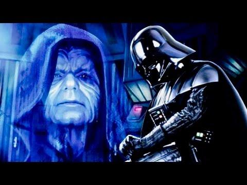 Did Palpatine Sense the Light Within Darth Vader?