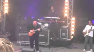 Old Man of the Sea - Steve Rothery Live @ Night of the Prog X, 19.07.2015
