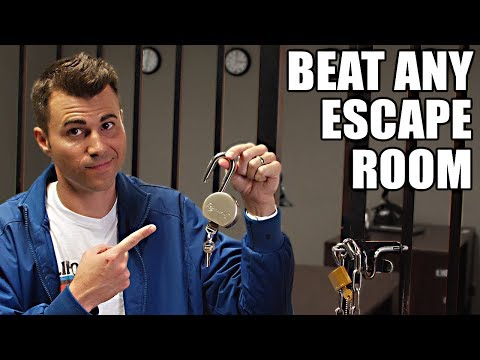 BEAT ANY ESCAPE ROOM- 10 proven tricks and tips