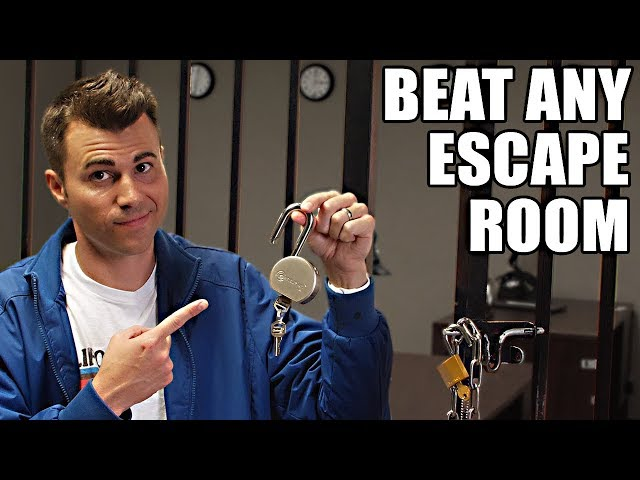 Most popular youtube videos in howto style doovi for Escape room tips and tricks