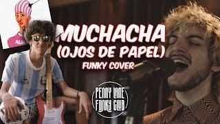 Muchacha (Ojos de papel) | Luis Alberto Spinetta | Funky cover ft. Agustín Reyna