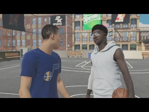 NBA 2K15 PS4 MyCareer- FREE AGENCY- The Decision