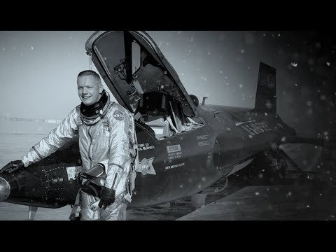 Neil Armstrong's Perilous X-15 Test Flight - Decades TV ...
