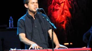 "David Archuleta & David Cook- ""Crush"" Sandy, UT 7-26-14"