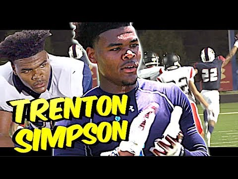 Image result for BEST Two Way Player in the Nation ? Trent Simpson '20 | Mallard Creek (NC) Senior SZN Vol 1