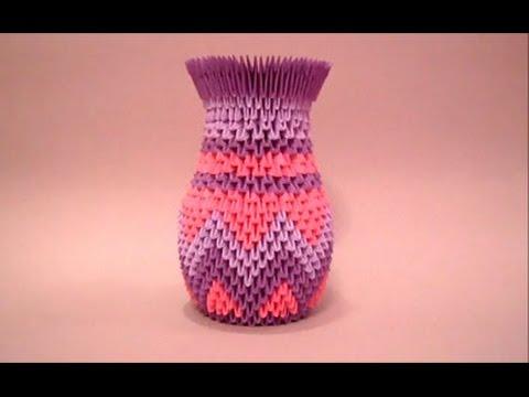 Павлин модульное оригами с фото пошагово