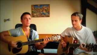 Patrik Malý, Lubomír Novák - cesta (Kryštof, Tomáš Klus) Acoustic Cover