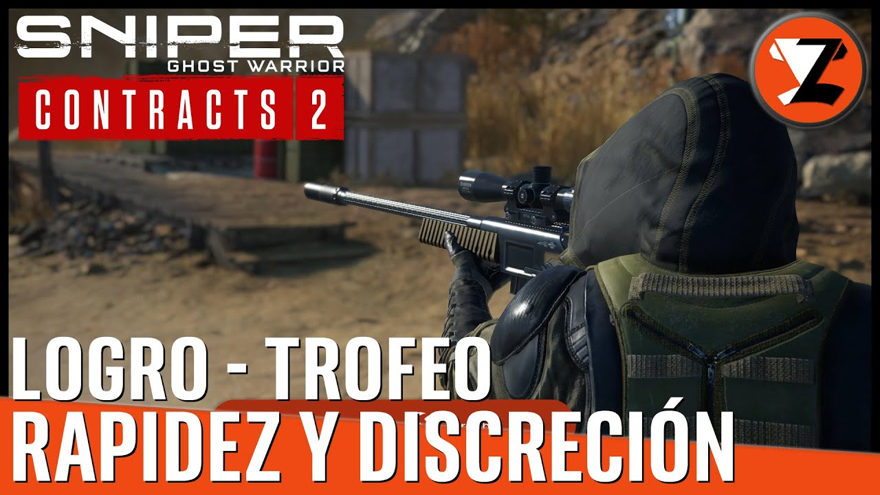 Sniper Ghost Warrior Contracts 2 - LOGRO / TROFEO Rapidez y discreción (Quick and Discreet)