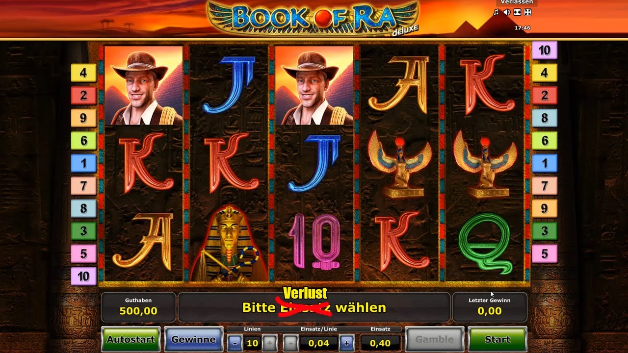 Book Of Ra Tips