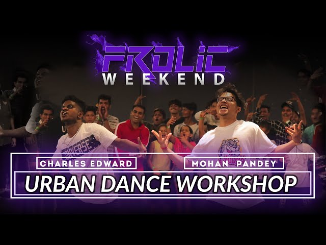 The Kings | Mohan Pandey X Charles Edward | Frolic Weekend | Sher Aaya Sher | Gullyboy