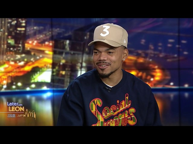 Chance the Rapper on