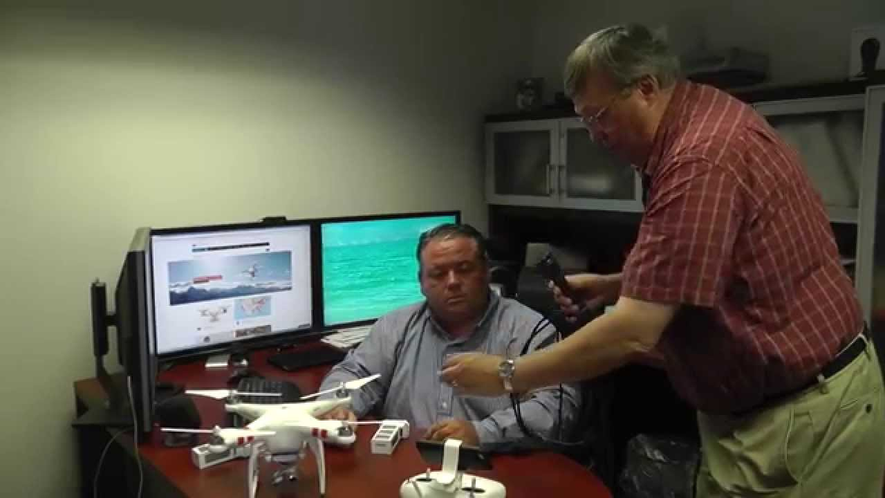 Drone Invades Plattsburgh 7-11-14