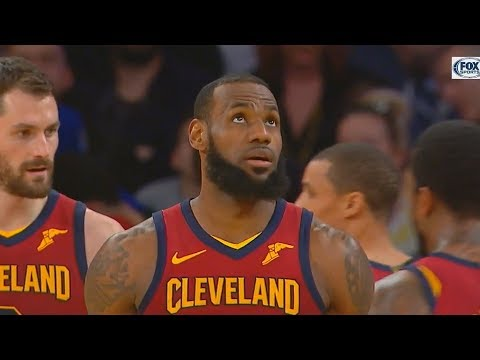 """LeBron James Tells Enes Kanter and Knicks """"I'm The King of New York"""""""
