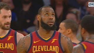 LeBron James Tells Enes Kanter and Knicks
