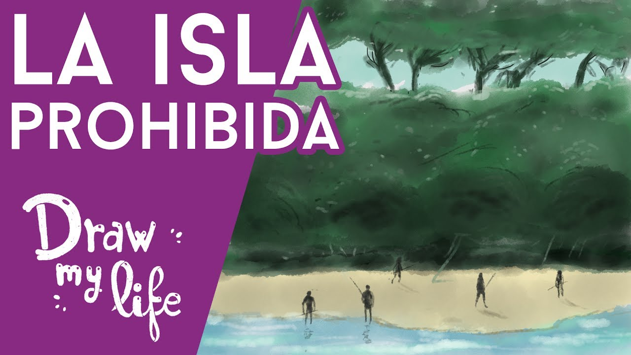 La ISLA DONDE SE COMEN A LA GENTE: Sentinel del Norte - Draw My Life