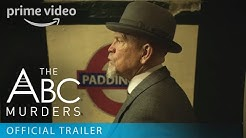 The ABC Murders - Official Trailer [HD] | Prime Video