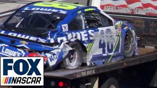 "Radioactive: Pocono - ""(Expletive) brakes failed."" 