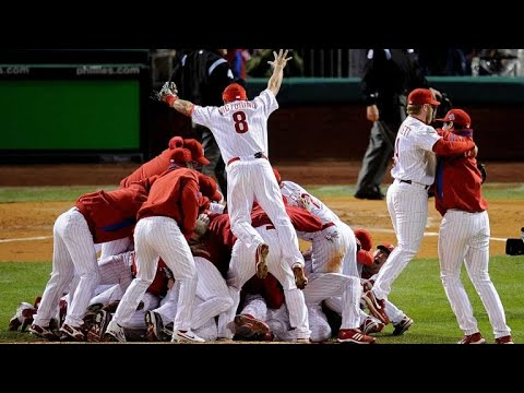 MLB | Philadelphia Phillies Greatest Moments