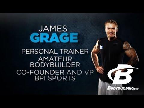 James Grage's Training & Fitness Program Bodybuilding.com