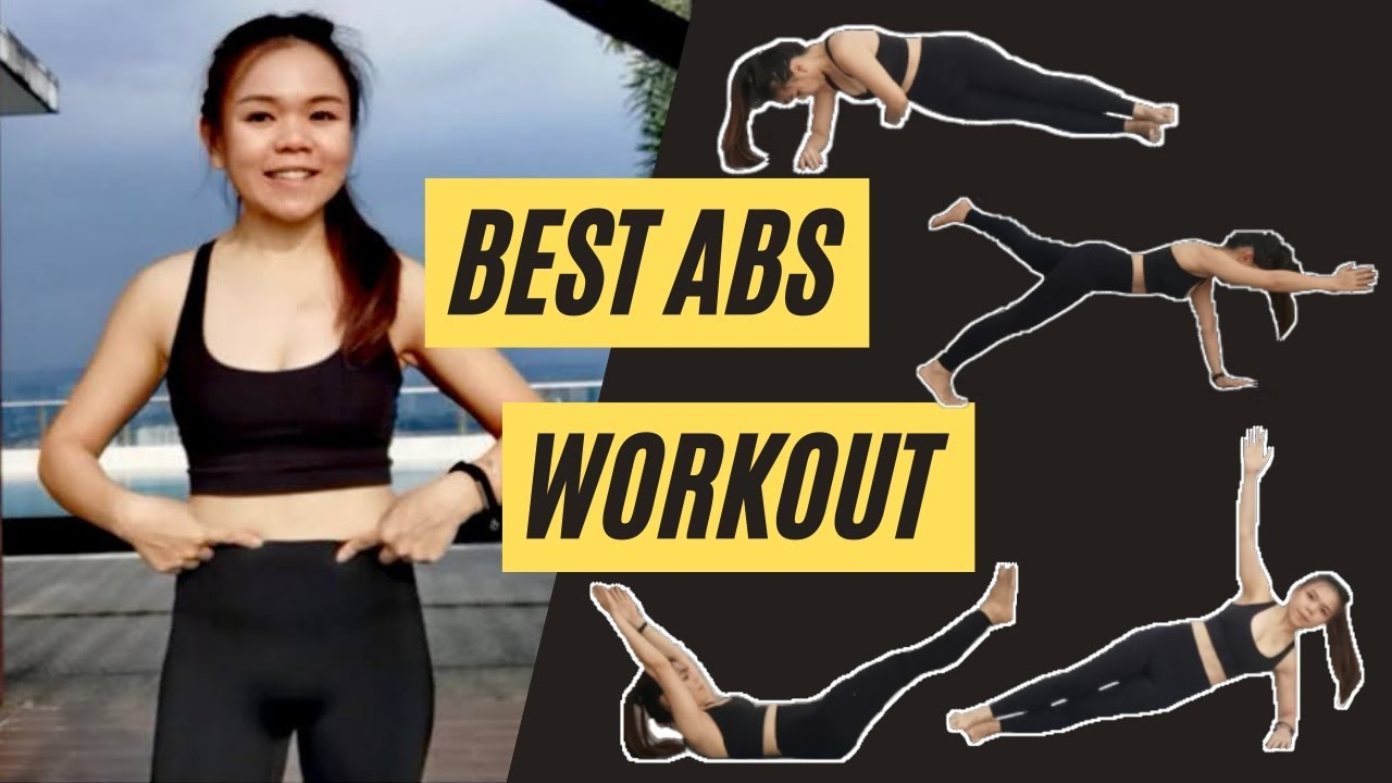 Best and Effective Abdominal Muscles Workouts | No Equipment needed to TONE YOUR ABS