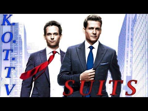 Suits смотреть онлайн!
