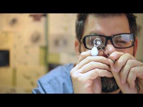 Adam Foster Fine Art Jewelry  How We Make in 5 Minutes
