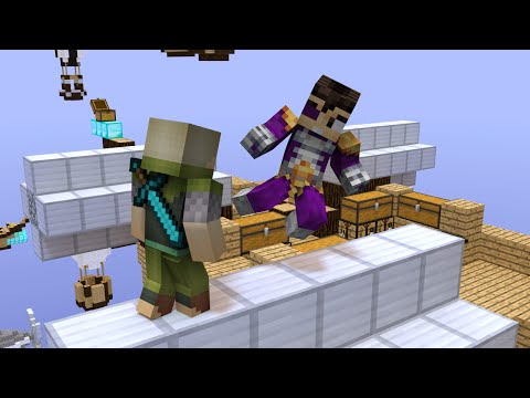 VEGETTA777 HACKER?? | MINECRAFT SKYWARS
