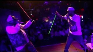 Rahzel and Scratch (The Roots) Jedi Battle at Beatbox Canada