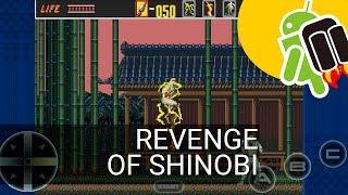 El clásico de SEGA The Revenge of Shinobi ya se puede descargar en Android thumbnail