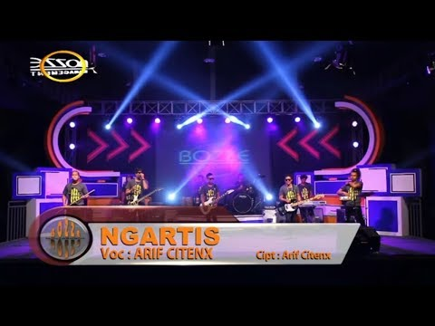ARIF CITENX - NGARTIS [ OFFICIAL MUSIC VIDEO ]