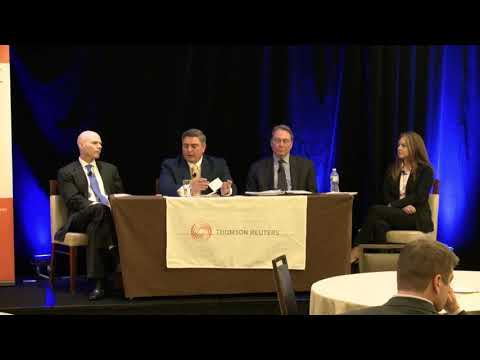 Thomson Reuters Public Private Partnership Forum | Fintech & Financial Crimes Panel