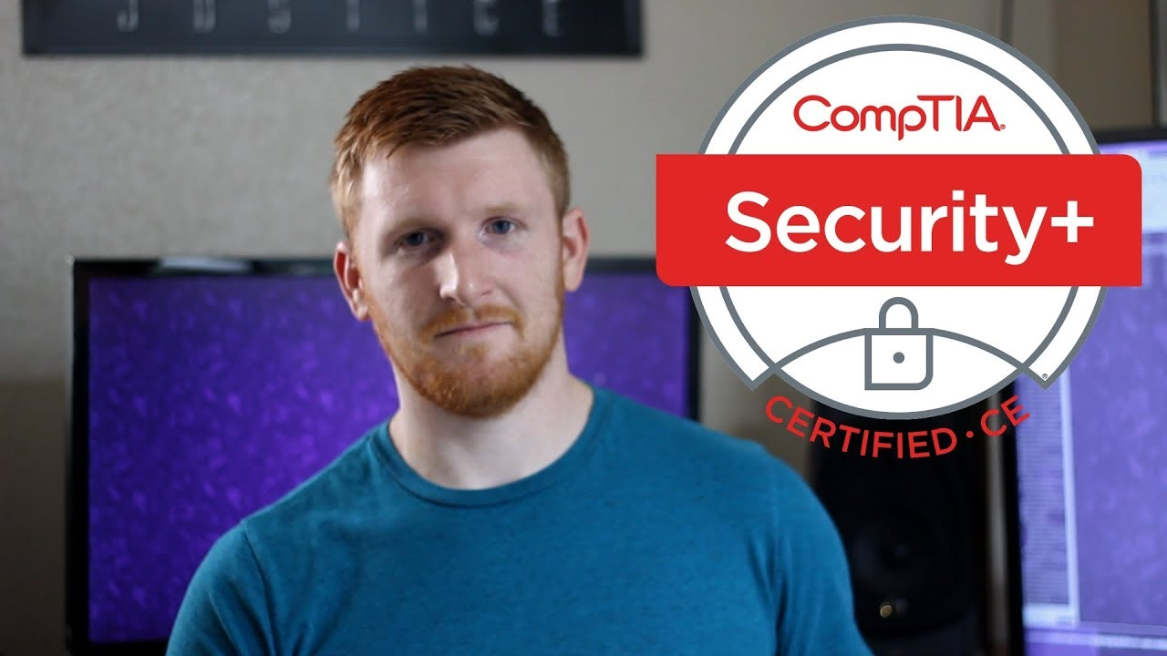 Everything you need to know about studying for the SY0-501 Security+ Exam