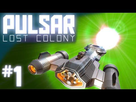 Pulsar Lost Colony #1 The Crew