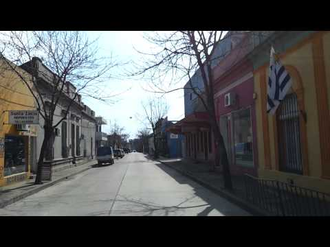 paseando por uruguay,pueblo paso pache a santa lucia.