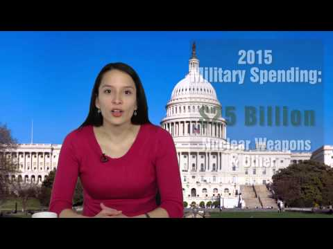 2014 U.S. Federal Budget: Military & Security Spending