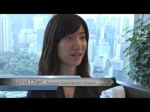 2014 FinTech Innovation Lab Asia Pacific: Barclays Bank speed dating session
