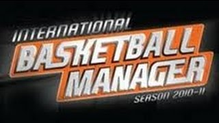 International Basketball Manager Gameplay(HD)