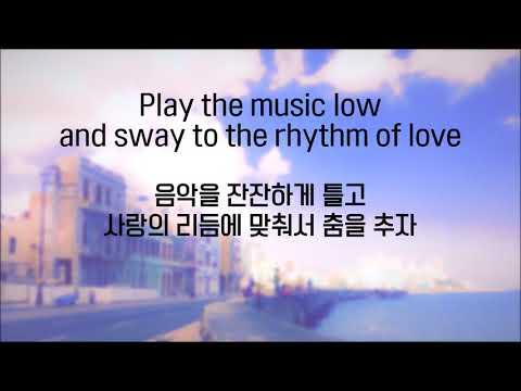 Plain White T's - Rhythm of Love (한국어 가사/해석/자막)
