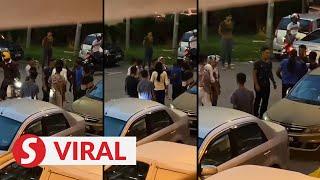 Teen among duo arrested in PPR Sentul fight