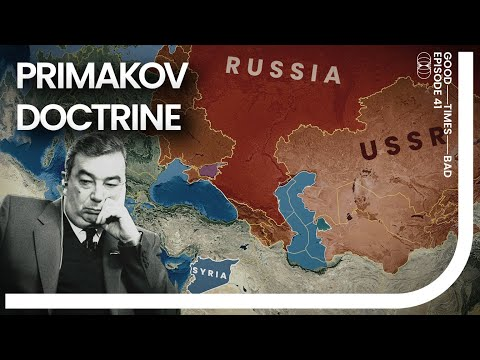 Multipolar World - Russia's Primakov Doctrine in the Middle East
